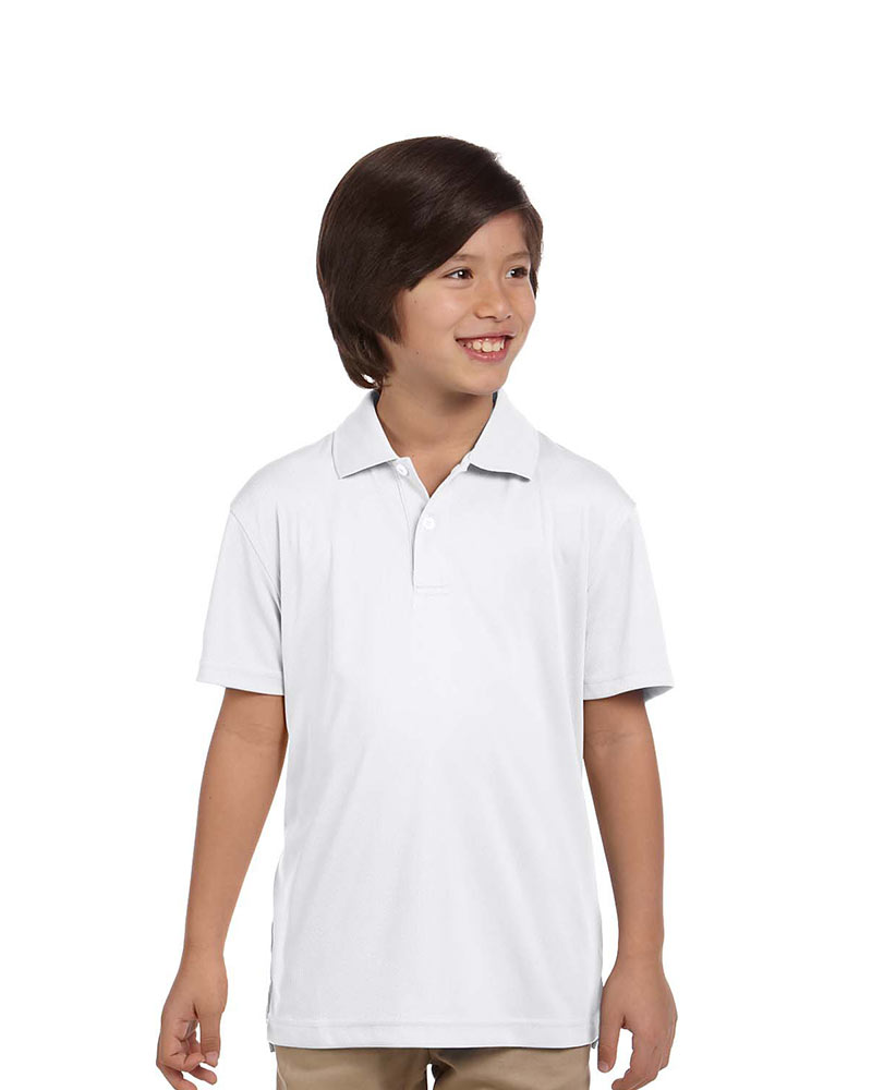 Queensboro Youth Luxury Hybrid Polo- Last Chance!