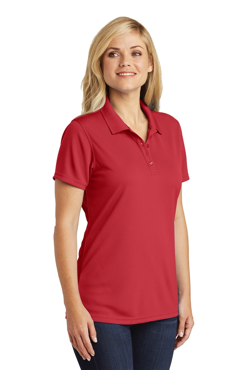 Port Authority Women's Dry Zone UV Micro-Mesh Polo