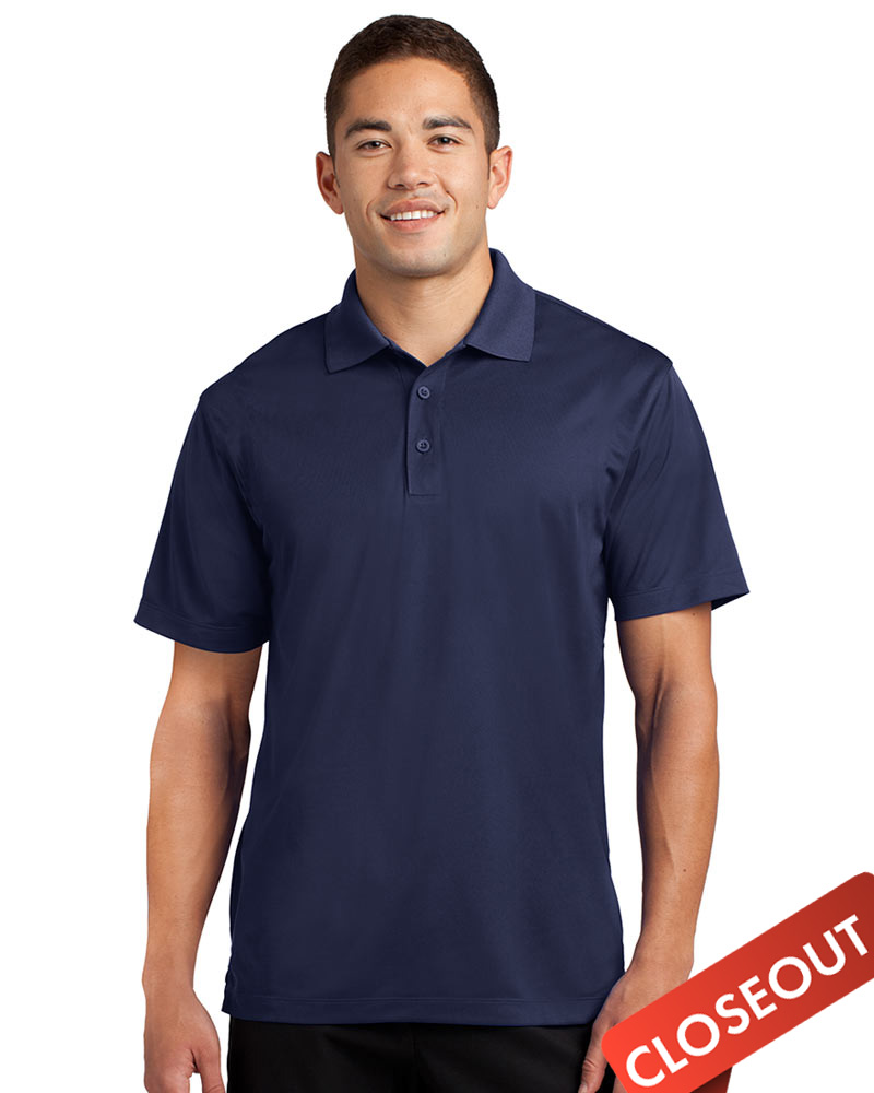 Queensboro LIFT Embroidered Men's Performance Polo