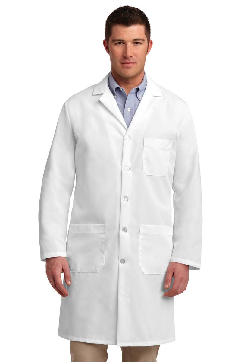Red Kap Lab Coat
