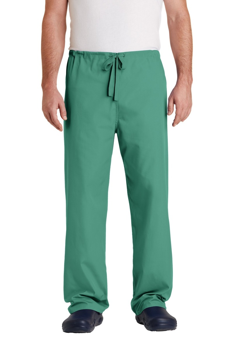 CornerStone Embroidered Unisex Reversible Scrub Pant