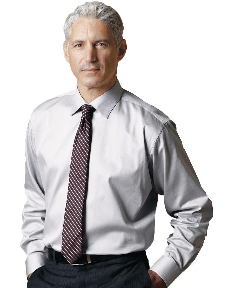 SPECIAL ORDER - Calvin Klein Men's Long Sleeve Dress Shirt