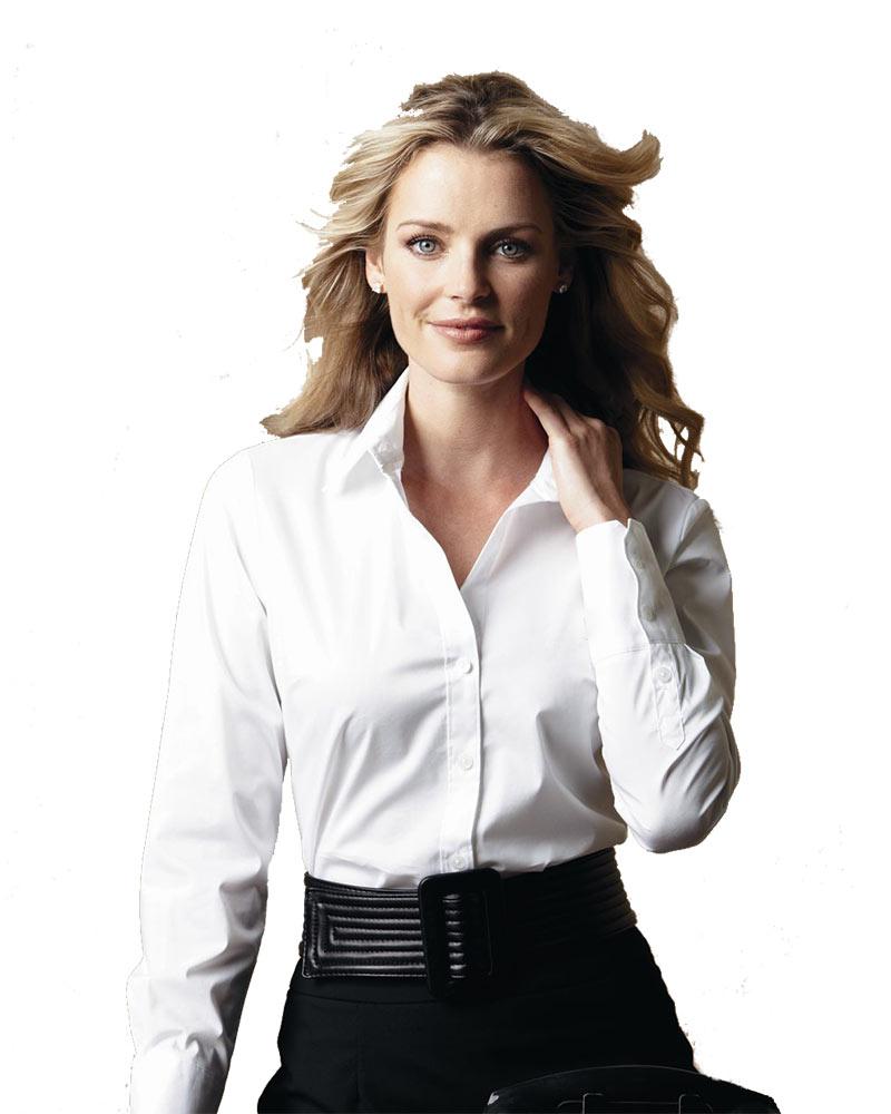 SPECIAL ORDER - Calvin Klein Women's Cotton Stretch Dress Sh