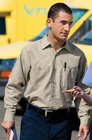 Dickies Long Sleeve Work Shirt