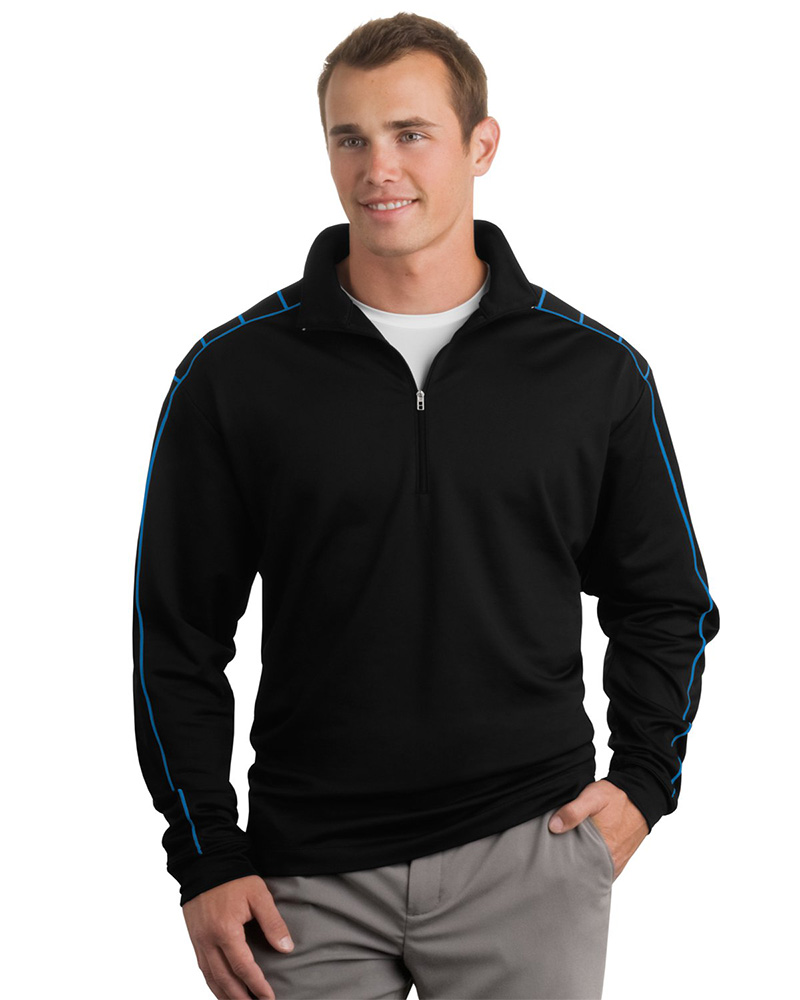 Nike Golf  Embroidered Men's Dri-FIT 1/2-Zip Cover-Up