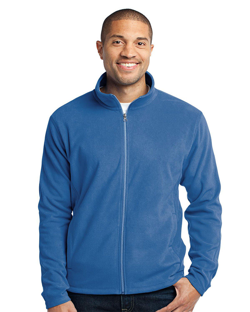 Port Authority  Embroidered Men's Microfleece Jacket
