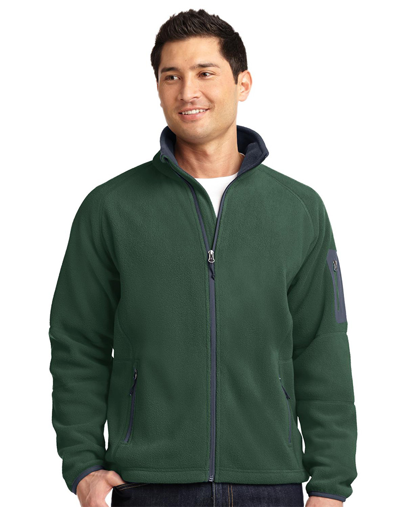 Port Authority Enhanced Value Fleece Full-Zip Jacket