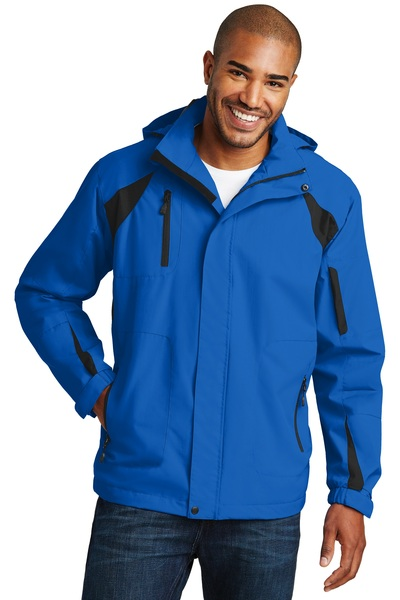 Port Authority Embroidered Men's All-Season Jacket