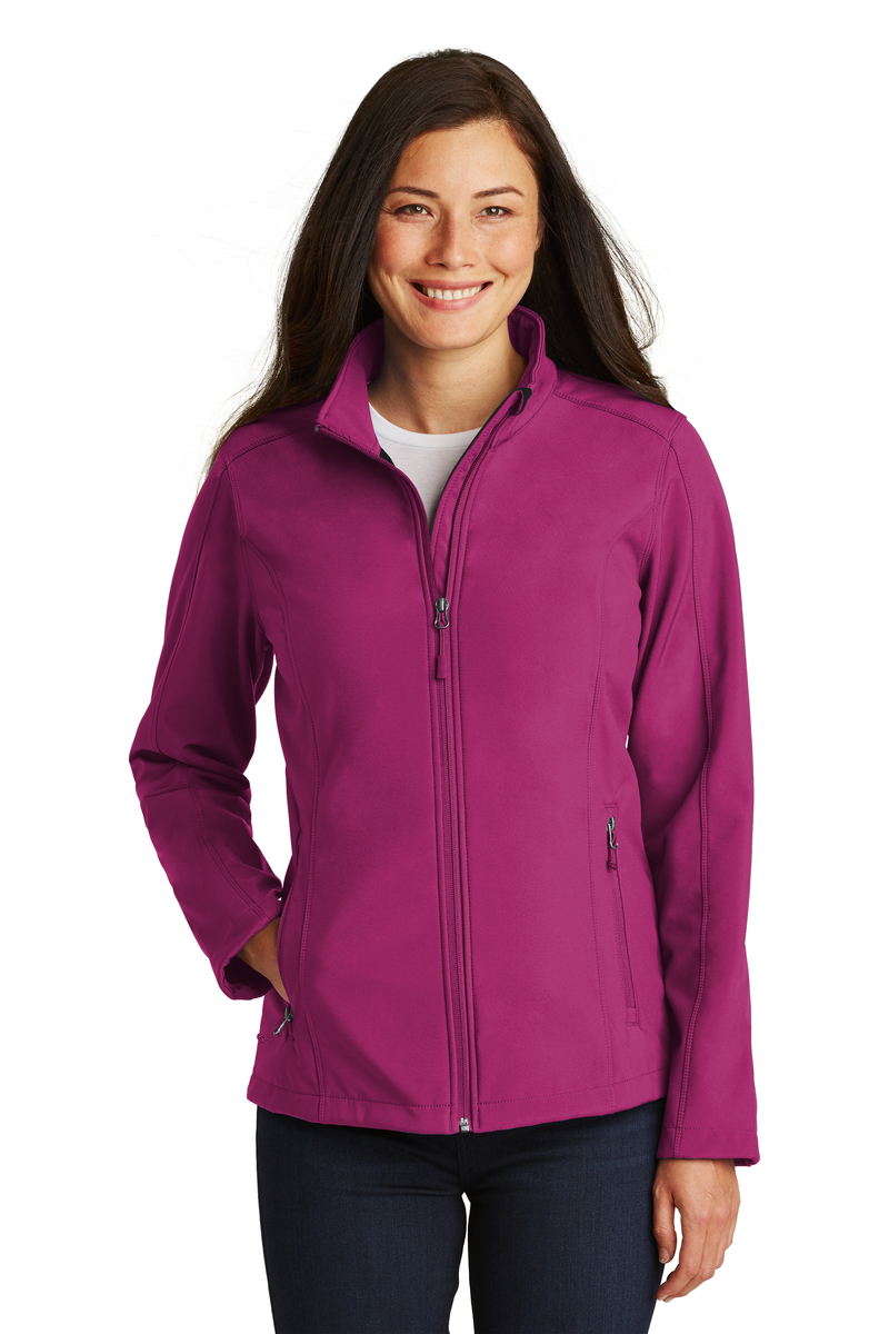 Port Authority Women's Core Soft Shell Jacket