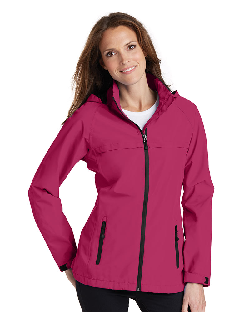 Port Authority  Embroidered Women's Torrent Waterproof Jacket