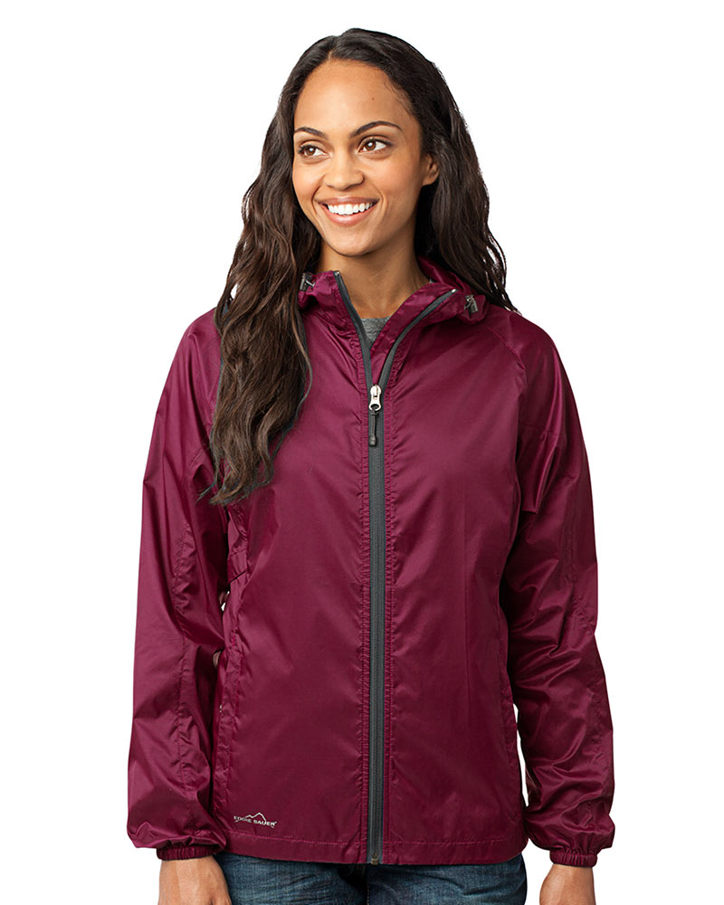Eddie Bauer Ladies Packable Shell Jacket