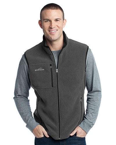 Eddie Bauer Embroidered Men's Fleece Vest