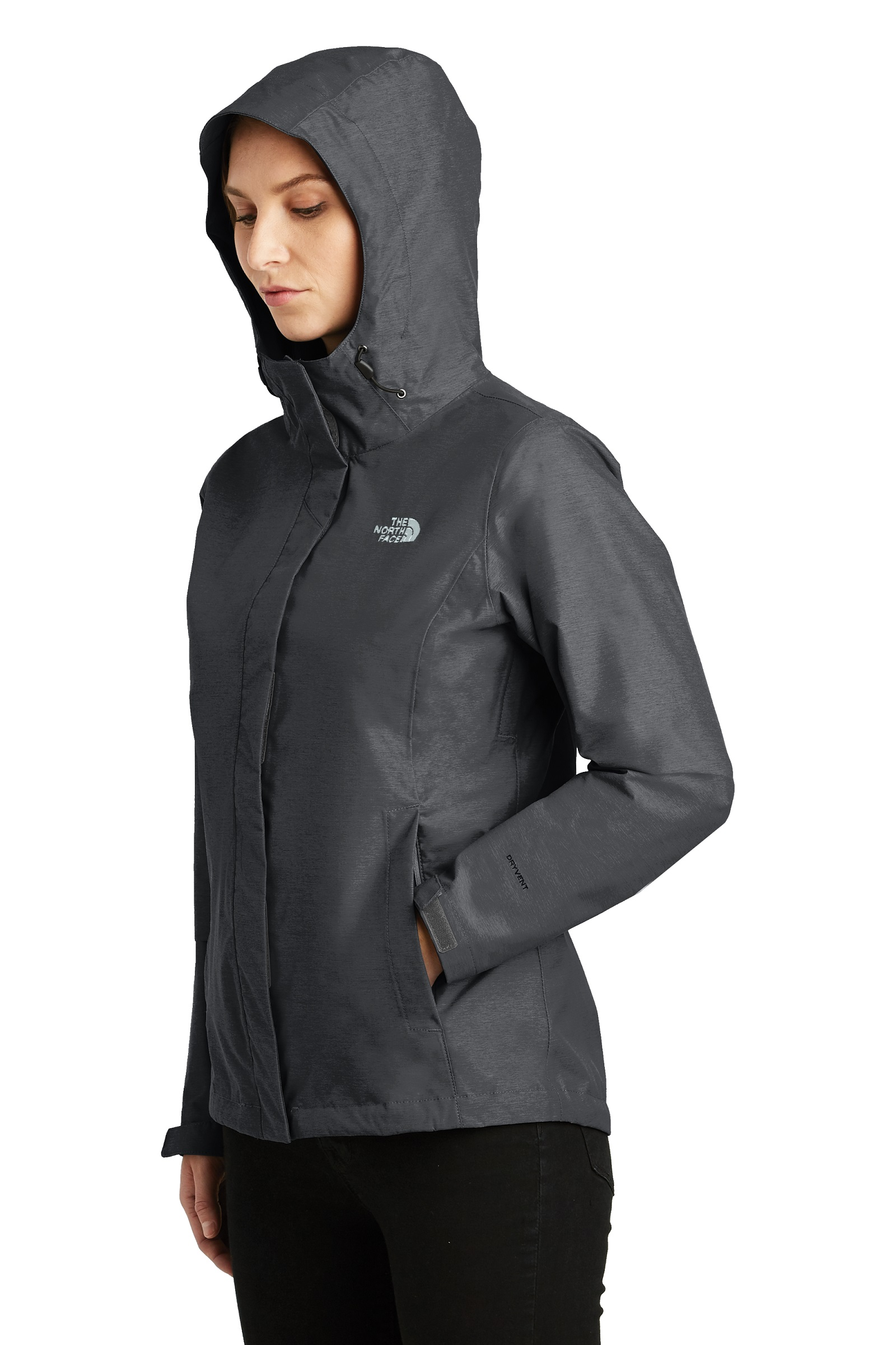 5a8ad8132 The North Face Women's DryVent Rain Jacket | The North Face