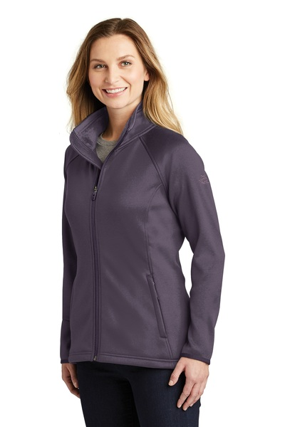 The North Face  Embroidered Women's Canyon Flats Stretch Fleece Jacket