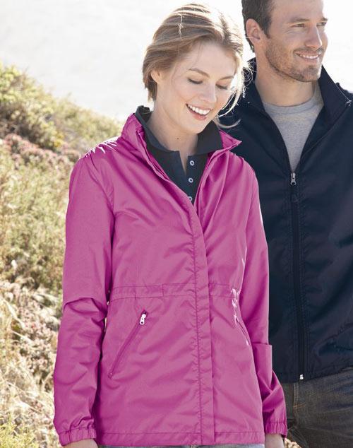 Colorado Clothing Ladies' Anorak Packable Jacket
