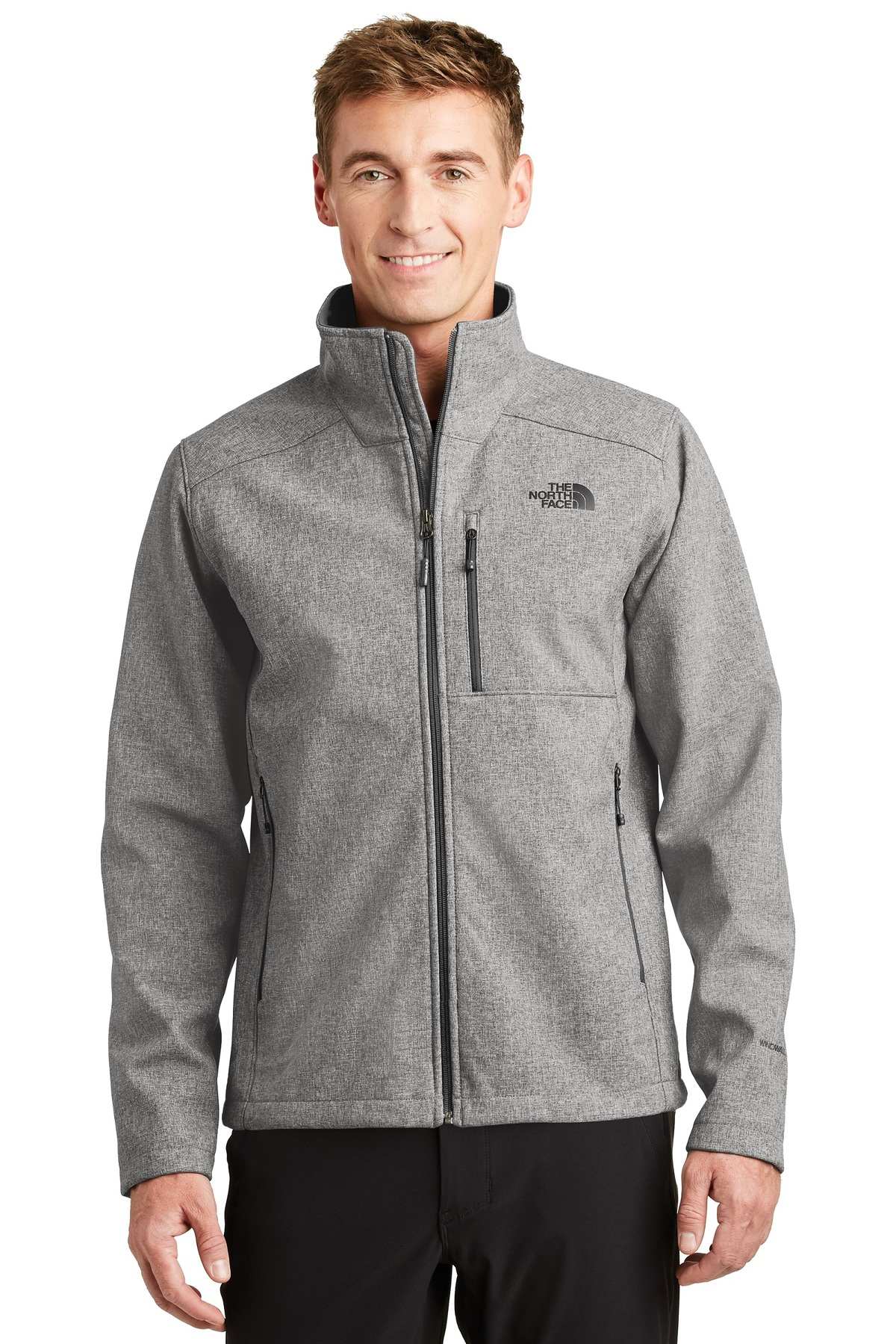 c0e45786f3c The North Face Embroidered Men s Apex Barrier Soft Shell Jacket - Queensboro