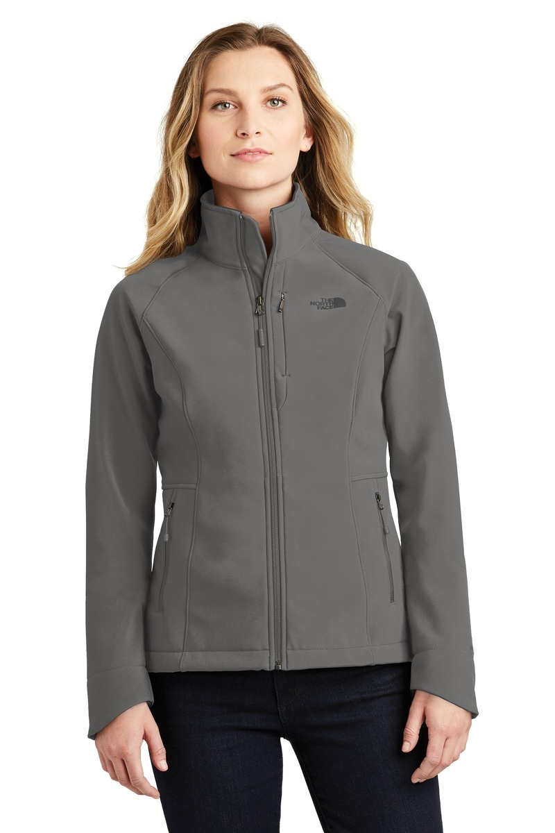4b20fa0d8db The North Face Embroidered Women s Apex Barrier Soft Shell Jacket ...