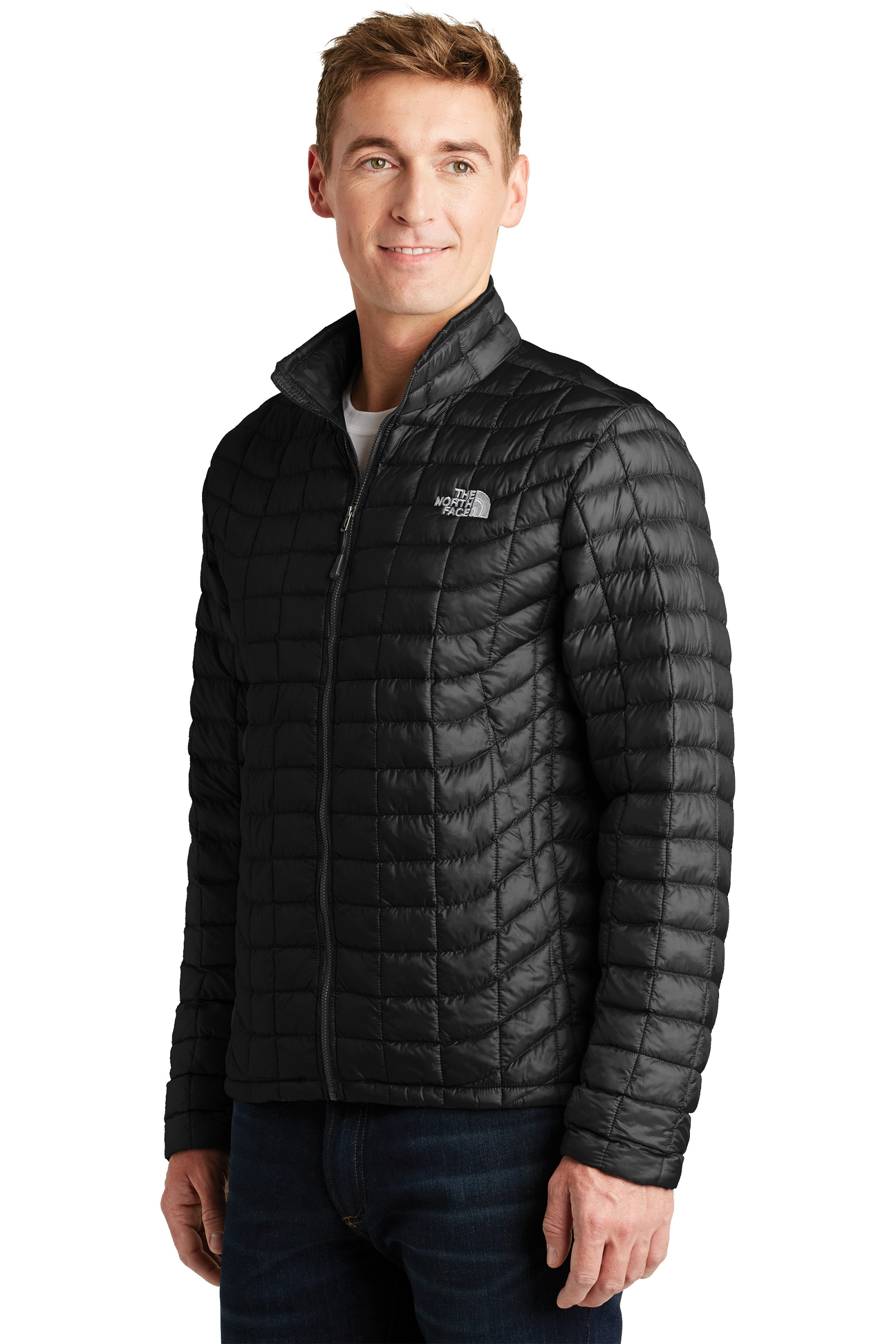d32129184327 Product Thumb. Product Thumb. The North Face Embroidered Men s ThermoBall  Trekker Jacket