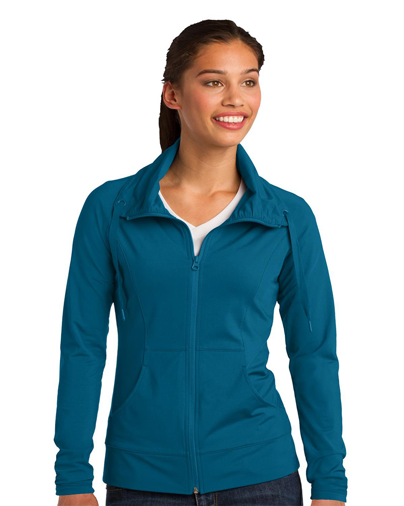 Sport-Tek Women's SportWick Stretch Jacket