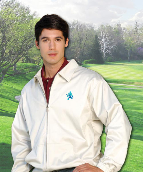 USA Made Twill Golf Jacket