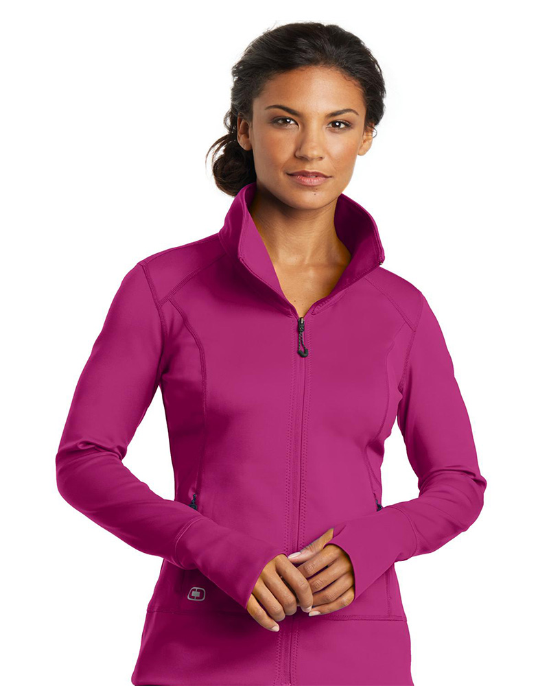 OGIO ENDURANCE Ladies Fulcrum Full-Zip