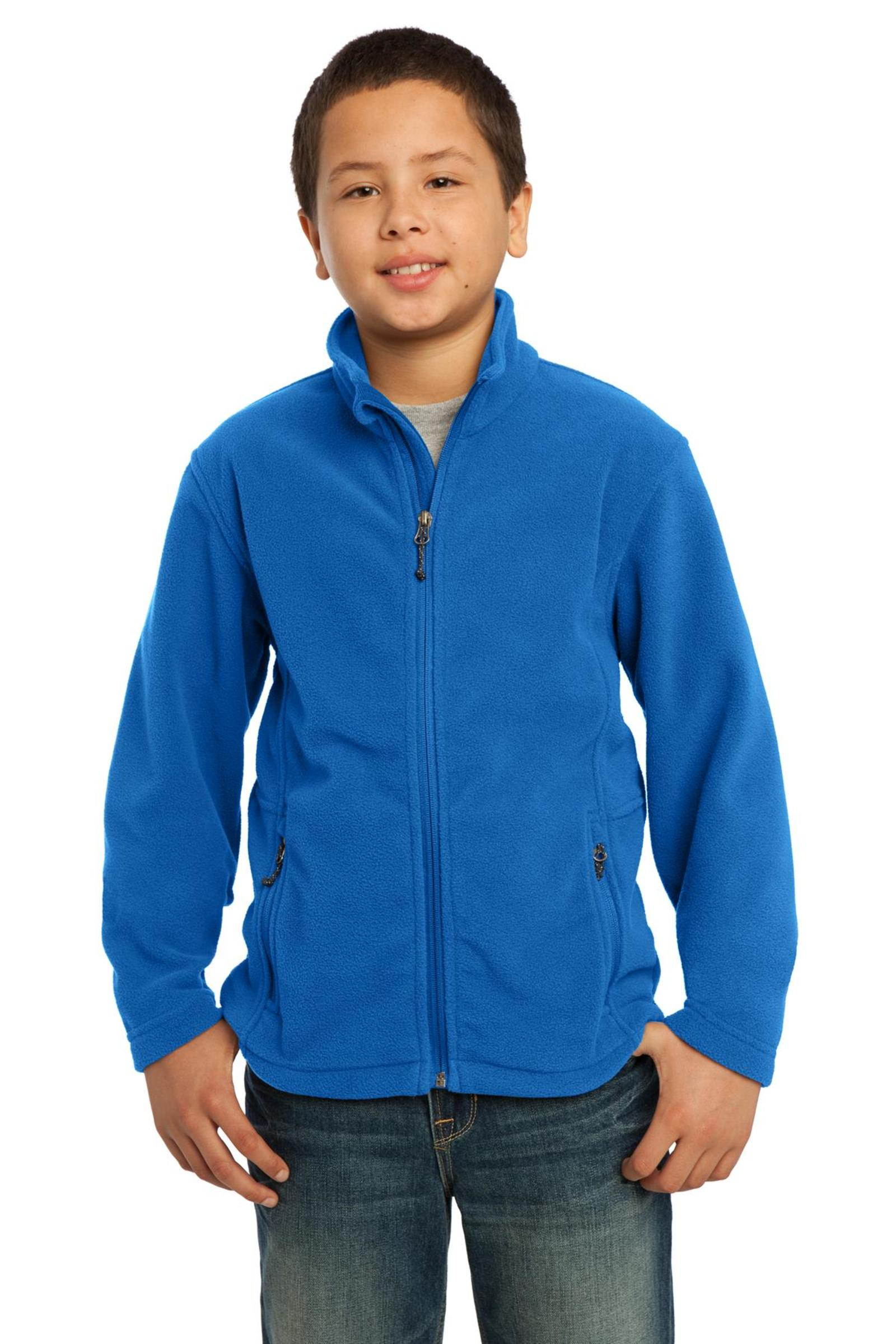 Port Authority Youth Value Fleece Jacket
