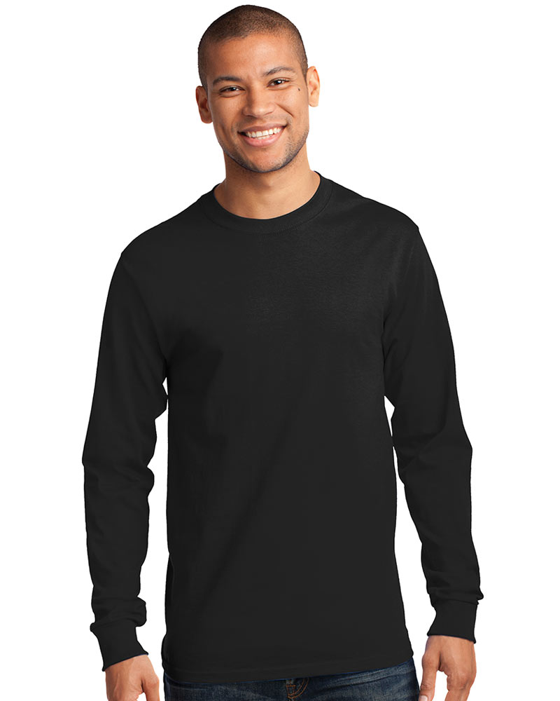 Printed Gildan Classic Long Sleeve Tee