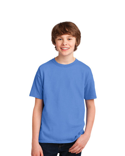 Gildan  Embroidered Youth Ultra Cotton Tee