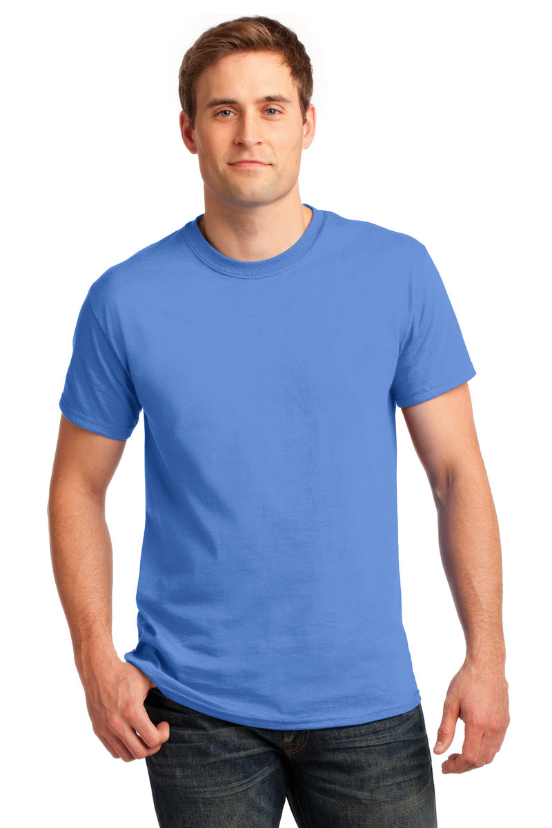 Printed Gildan Tee - One Logo Printed Up To 5 Colors