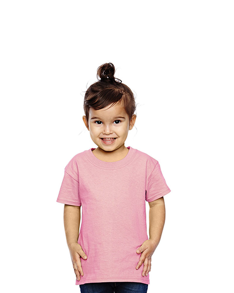 Printed Gildan Heavy Cotton Toddler Tee