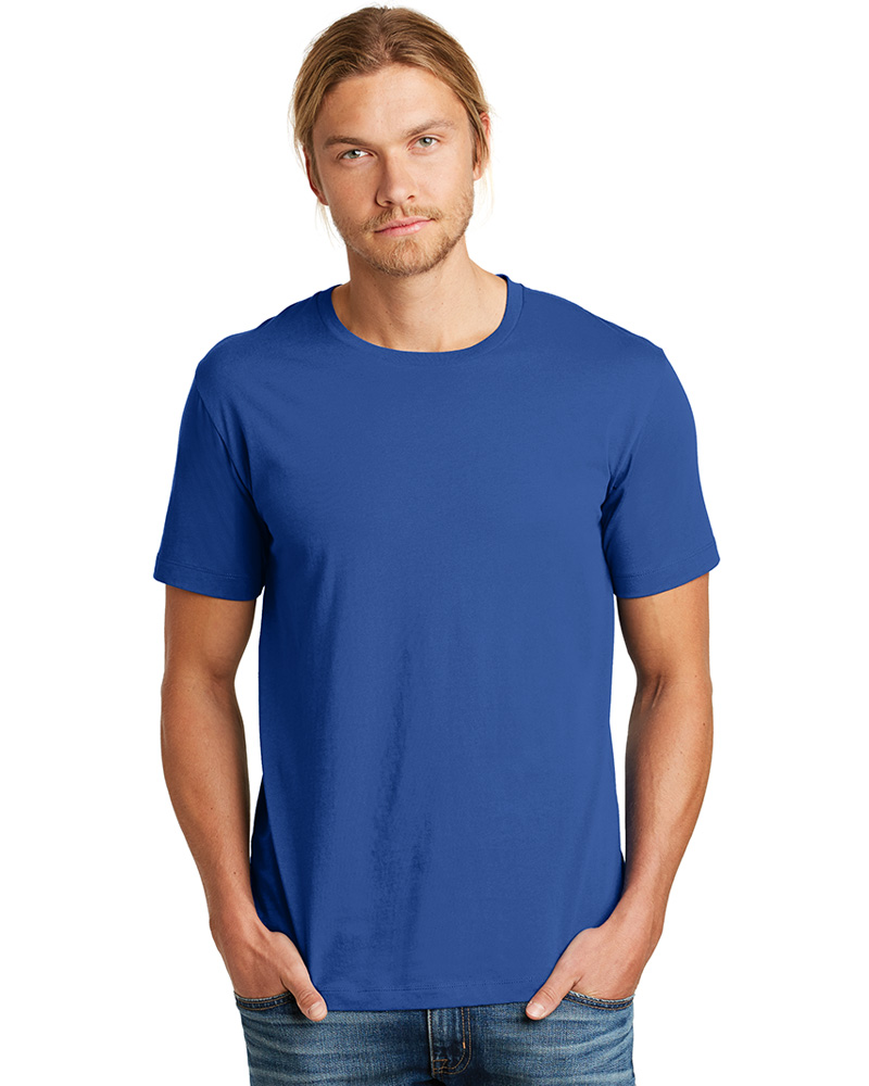Alternative Embroidered Men's Heirloom Crew T-Shirt