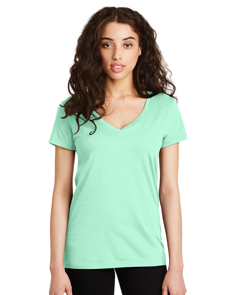 Alternative Printed Women's Legacy V-Neck T-Shirt