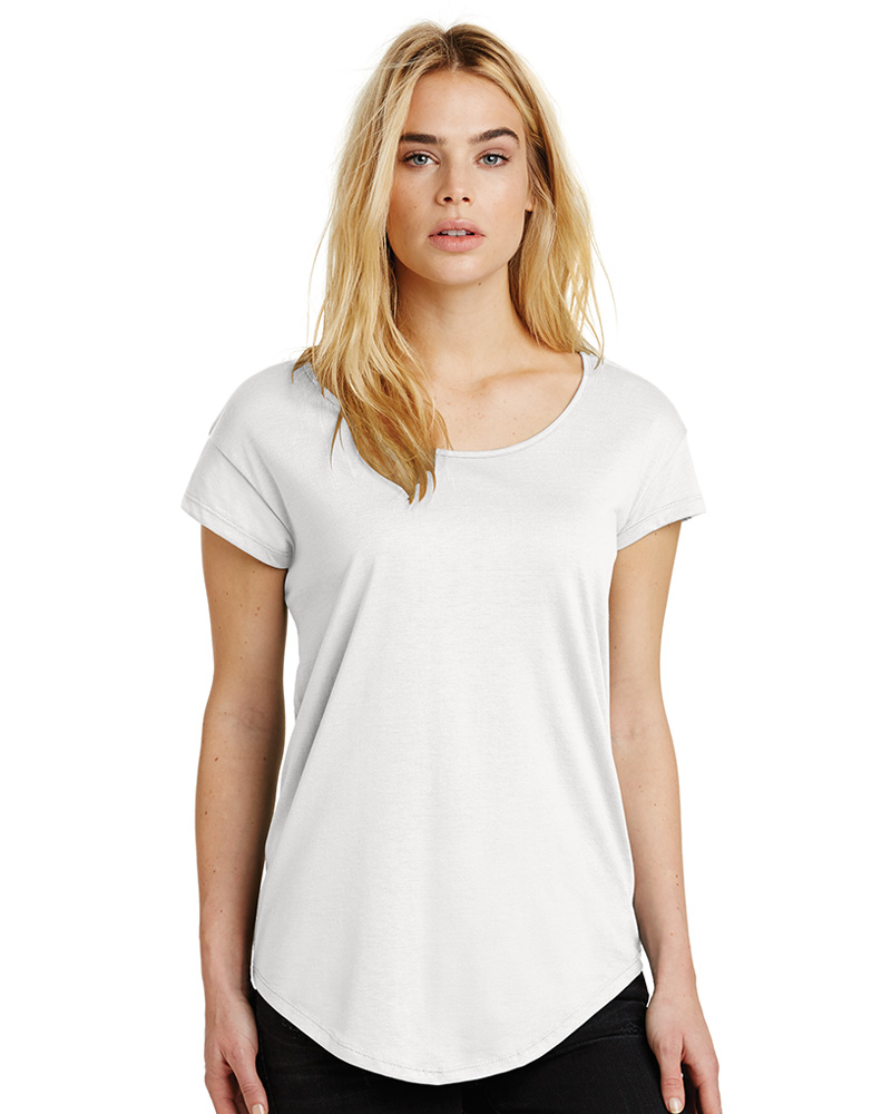Alternative Embroidered Women's Origin Cotton Modal T-Shirt