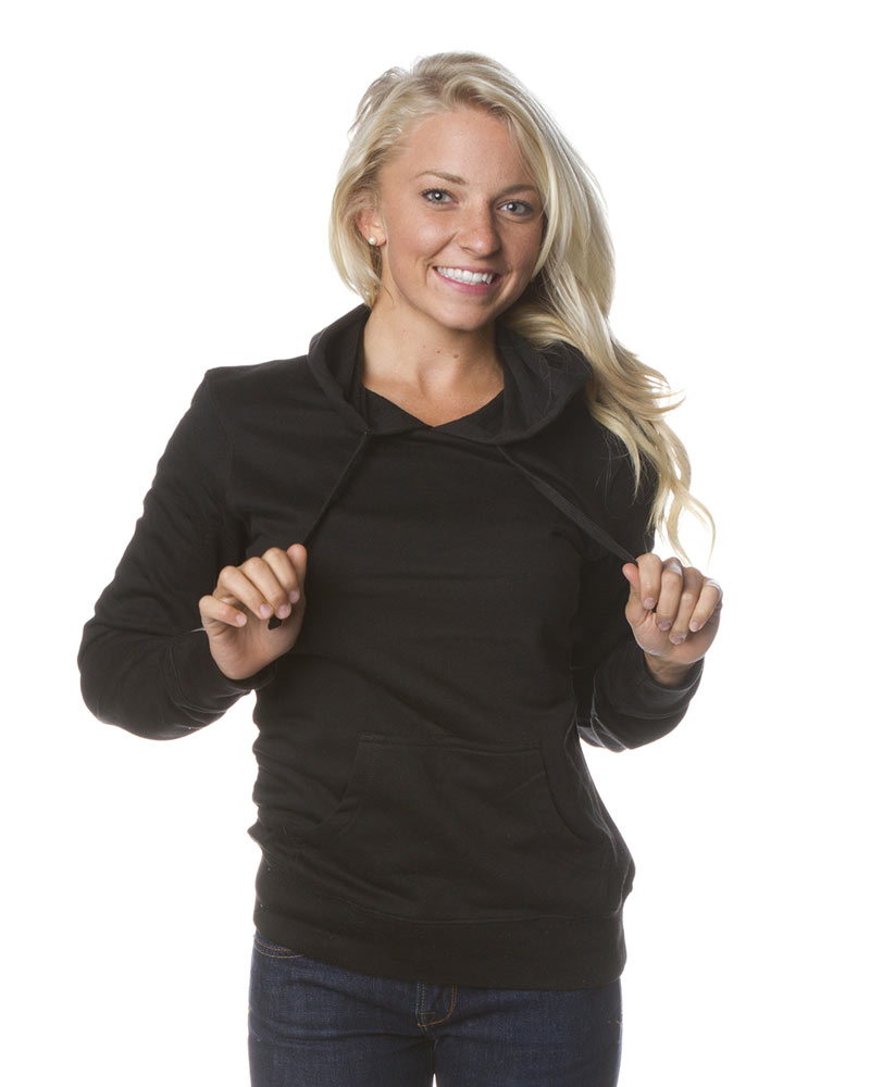 Independent Trading Junior's Lightweight Heavenly Hoodie