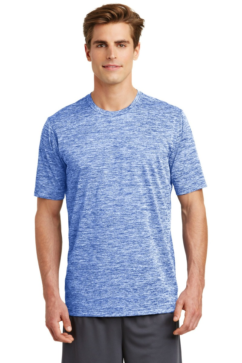 Sport-Tek PosiCharge Electric Heather Tee