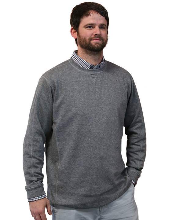 Borough Super-Soft Crewneck Sweatshirt