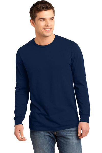 District - Young Mens The Concert Tee Long Sleeve