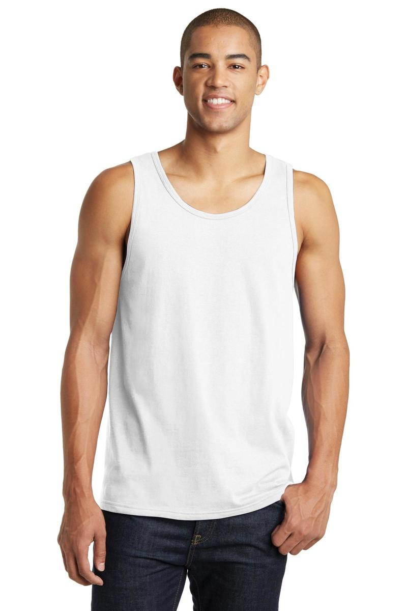 District Printed Young Men's The Concert Tank