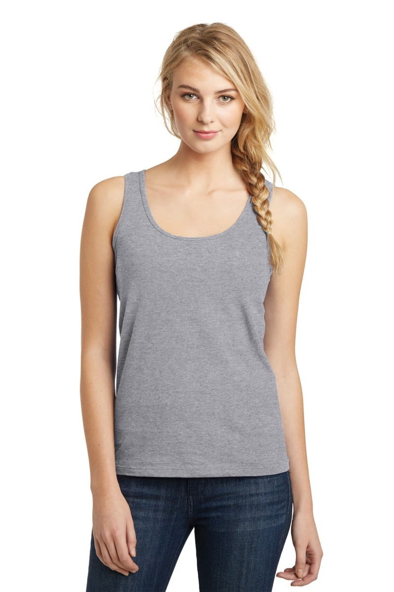 District Printed Women's Concert Tank