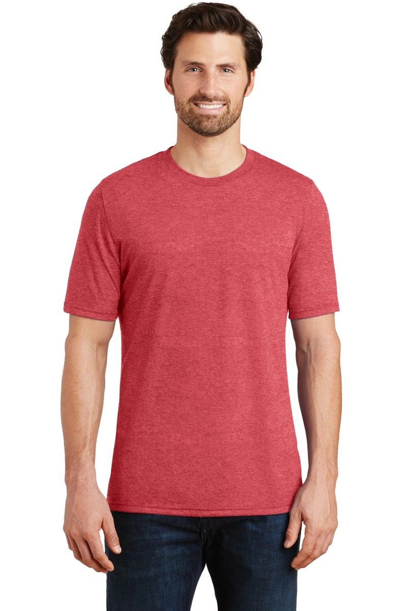 District Made - Printed Men's Perfect TriBlend Crew Tee