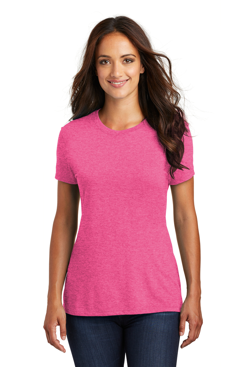 d3c185b5d703 District Printed Women's Perfect TriBlend Tee