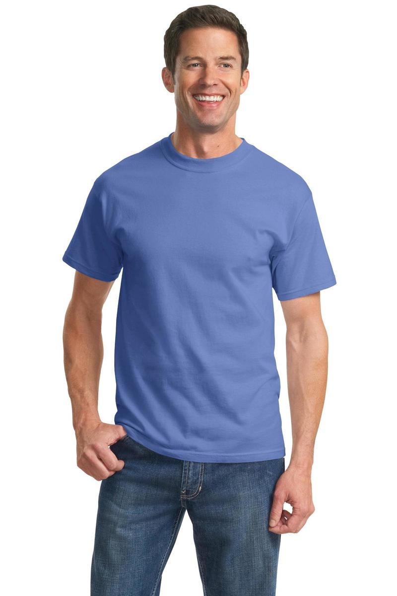 Port & Company Printed Men's Tall Essential Tee