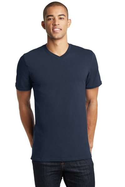 District - Young Mens The Concert Tee V-Neck