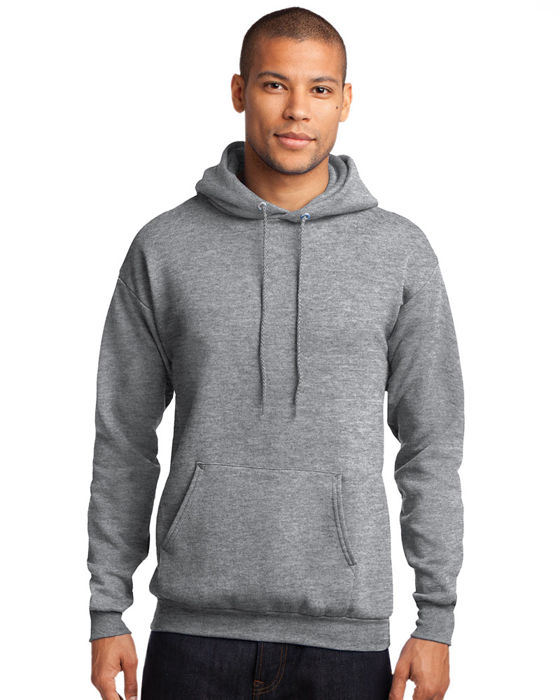 Gildan Embroidered Men's Heavy Blend Pullover Hooded Sweatshirt