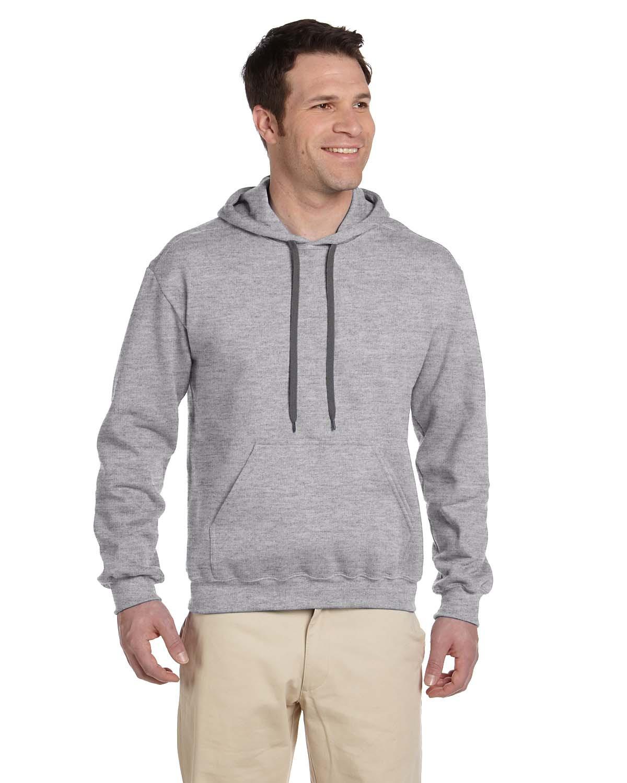 Gildan Ringspun Hooded Sweatshirt Queensboro