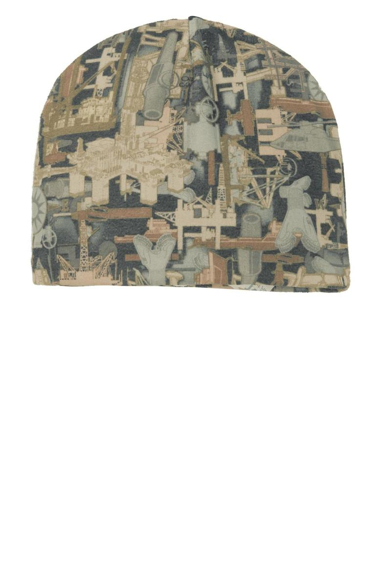 Port Authority Camouflage Fleece Beanie