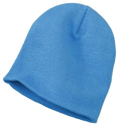 Port & Company  Embroidered Fitted Knit Cap