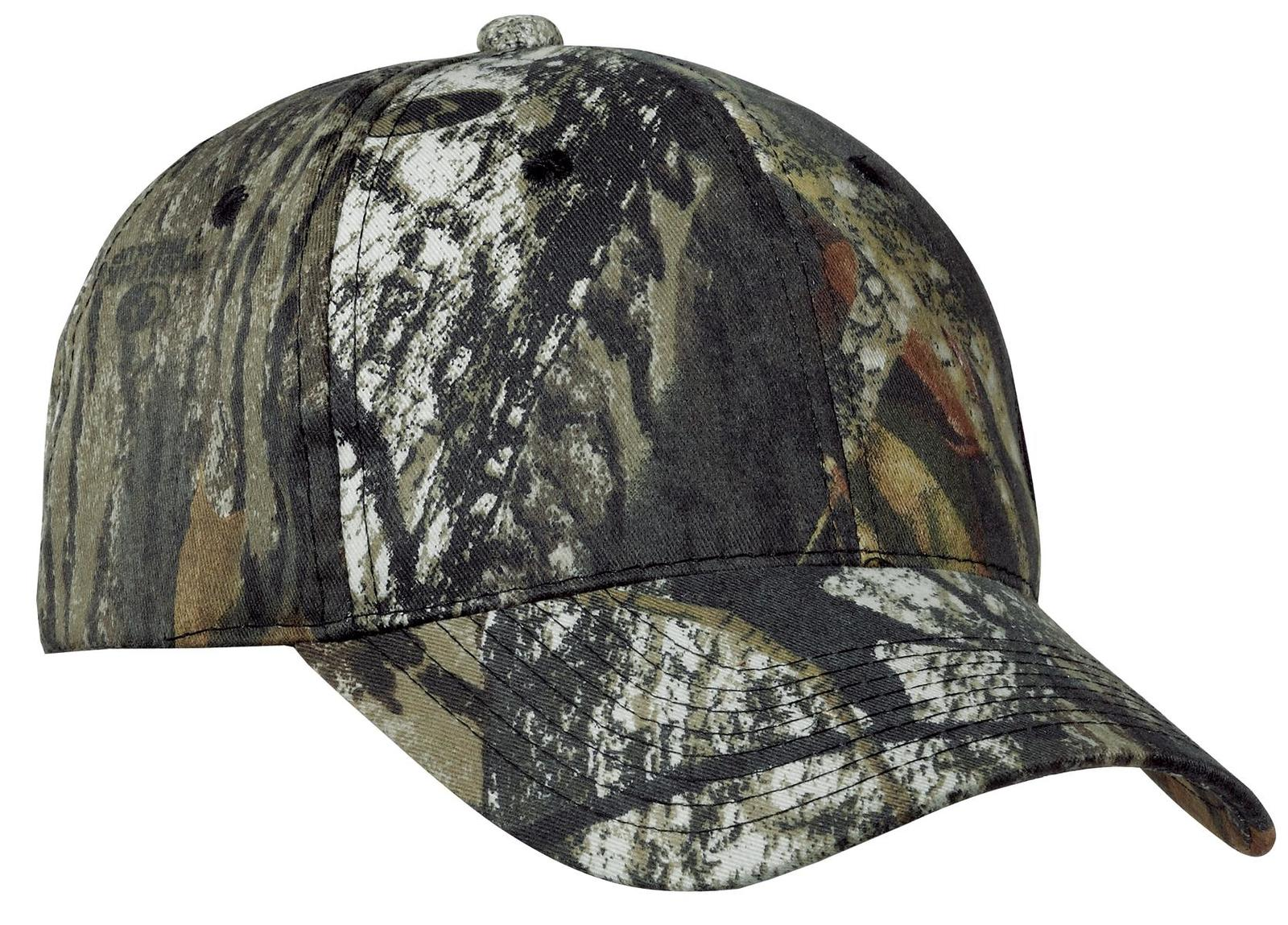 Port Authority  Embroidered Pro Camouflage Series Cap
