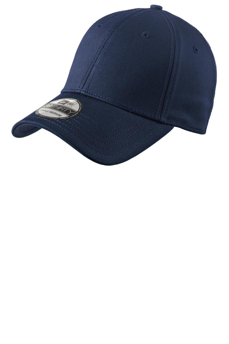 6e5132568e0fc New Era Embroidered Structured Fitted Cotton Cap