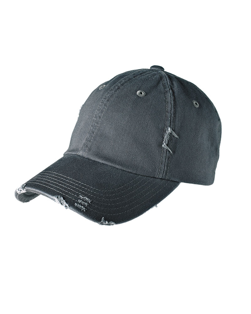 District - Distressed Cap